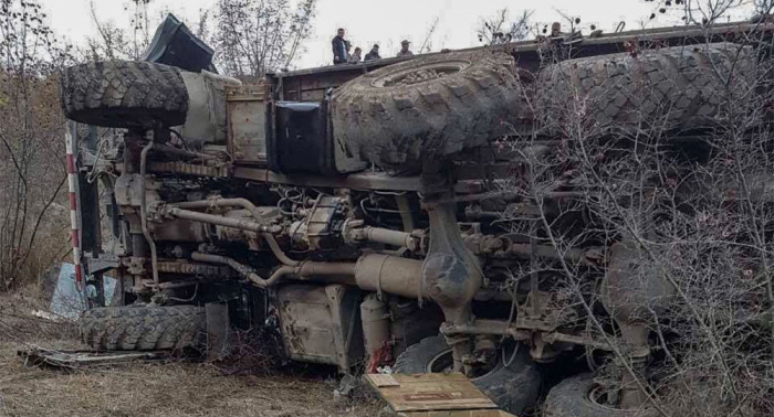 Six Killed In Armenian Road Crash
