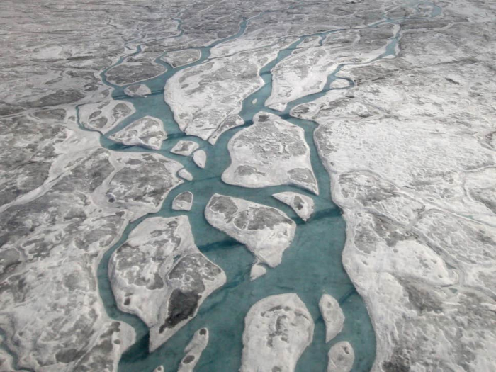Scientists discover 56 lakes beneath Greenland ice sheet