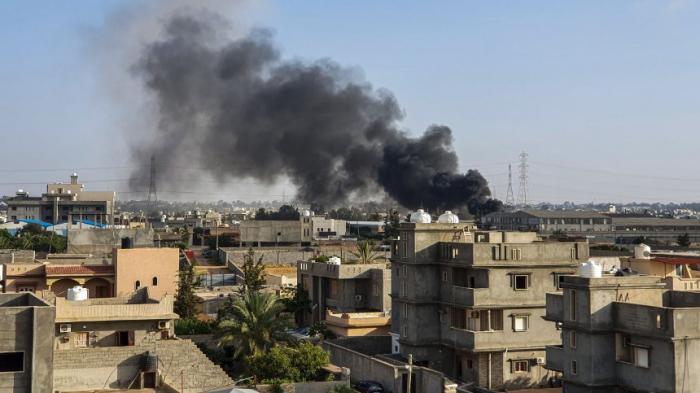 Wird Libyen das neue Syrien?
