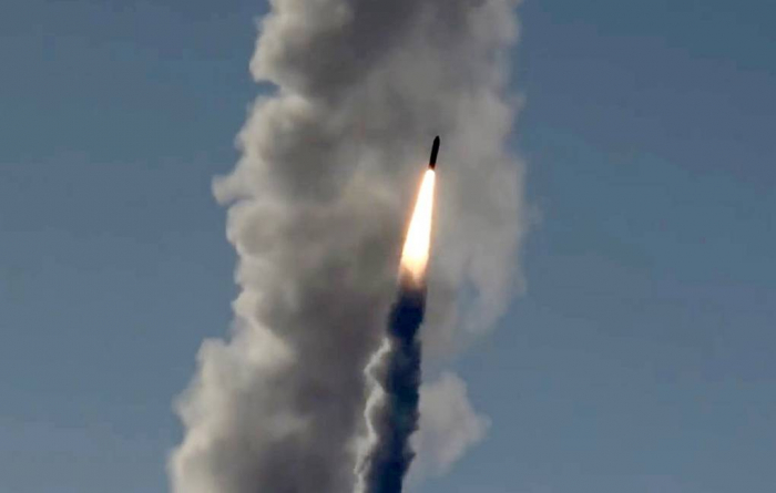 Russian Aerospace Defense Forces successfully test new anti-ballistic missile -   VIDEO