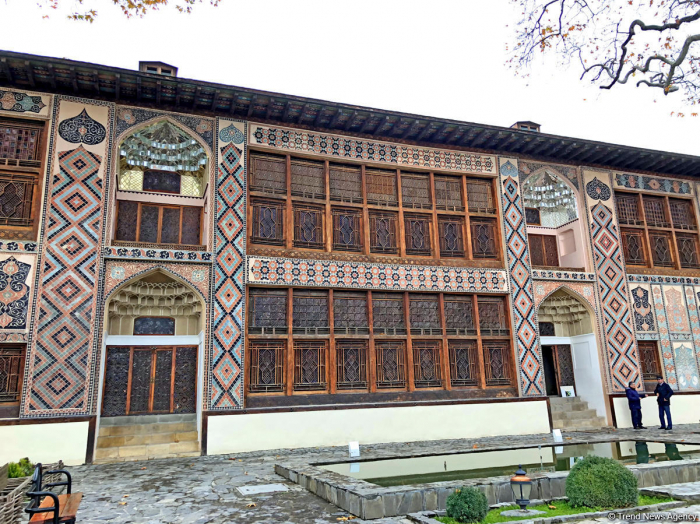 """Work to  include Palace of Shaki Khans in UNESCO World Heritage List  continues"""