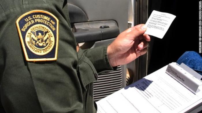 Secret US border agent     Facebook     group sparks investigation