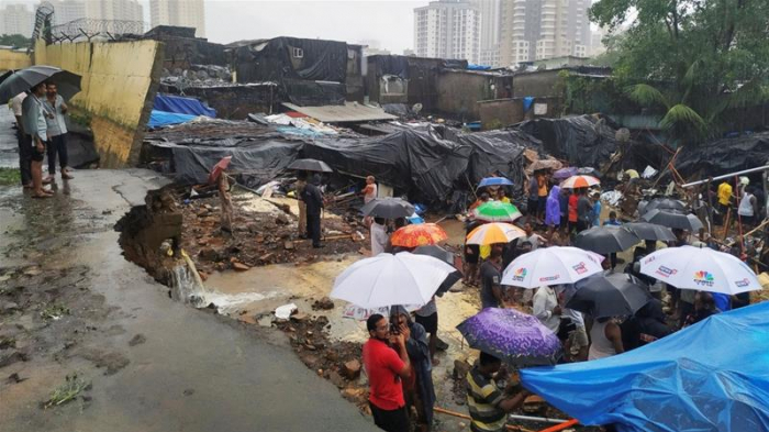 Death toll in heavy India rains rises to 27