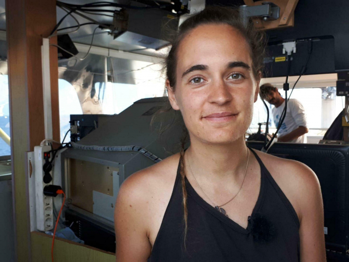Italian court frees captain of Sea-Watch refugee boat