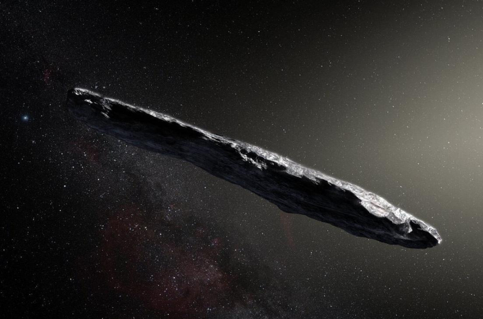 Scientists perplexed by mysterious alien space rock