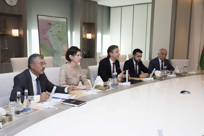 La SOCAR et le PNUD discutent des projets en perspective