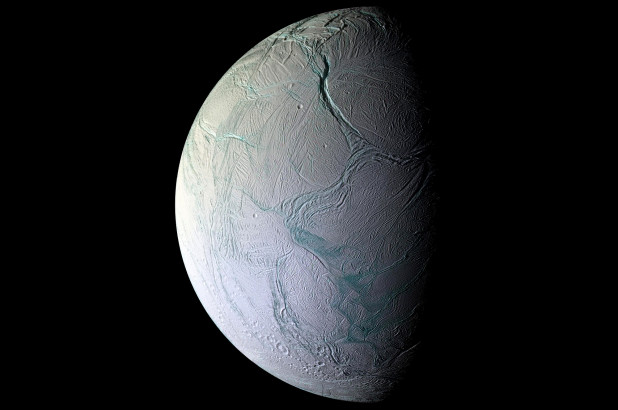 New evidence reveals Saturn's moon might actually support life