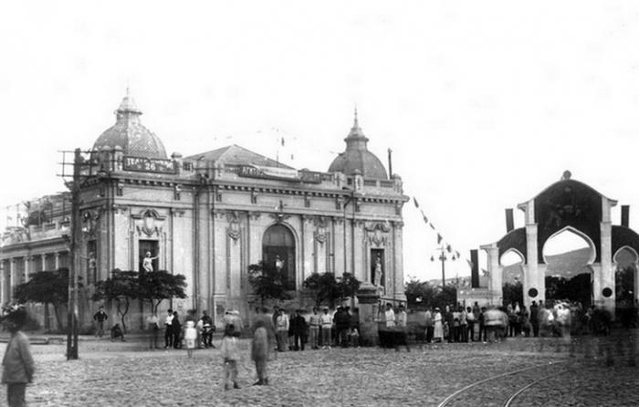 Wie Baku zu Beginn des 20. Jahrhunderts aussah  (EXKLUSIVE FOTOS)