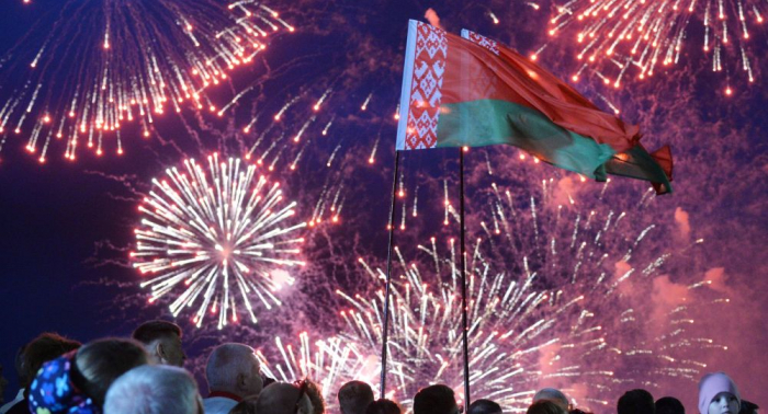 One dead, 10 wounded as Belarus Independence Day fireworks go awry in Minsk -   VIDEO