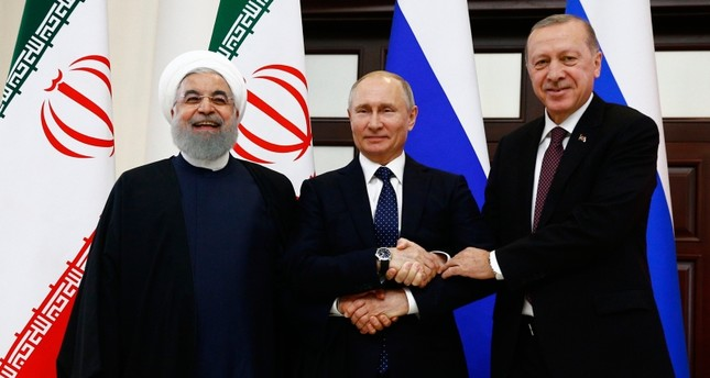 Turkey, Russia, Iran summit to be held in August