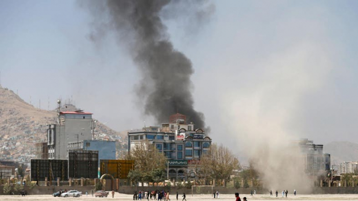 At least 14 killed as mortars hit Afghan market: officials
