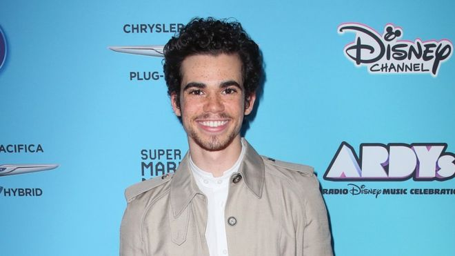 Cameron Boyce: Disney Descendants star dies age 20