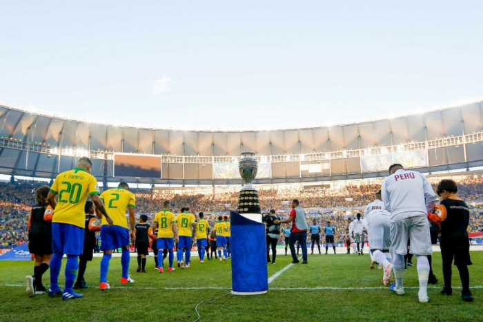 Brazilya çempion oldu