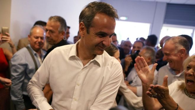 Greek elections: New Democracy on course for majority-UPDATED