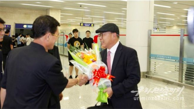 Choe In-guk: Son of South Korean defectors defects to the North