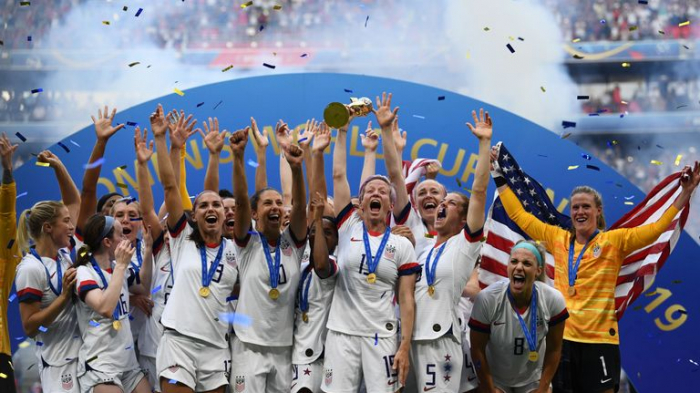 U.S. beat Netherlands to win Women