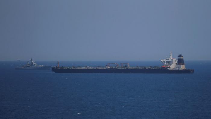 """Teherán  : La detención del petrolero iraní por el Reino Unido fue """"un acto de piratería marina"""""""