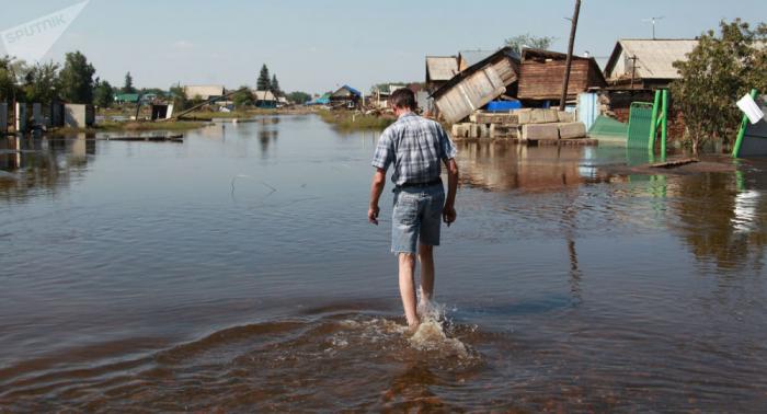 Más de 450 personas siguen hospitalizadas por inundaciones en la provincia rusa de Irkutsk