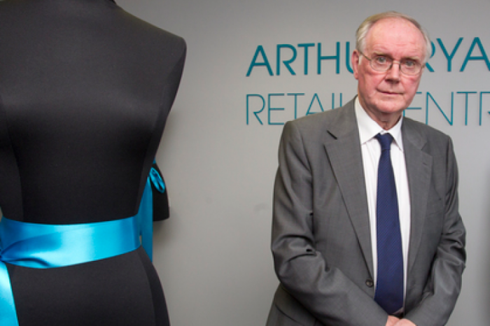 Primark founder Arthur Ryan dead at 83