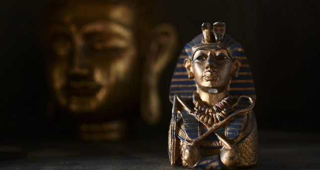 Egypt urges Interpol to trace stolen Tutankhamun mask sold in London auction