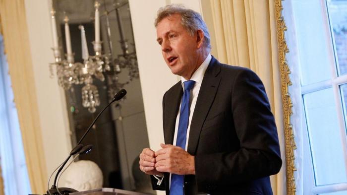 Fricción entre Washington y Londres por el embajador británico