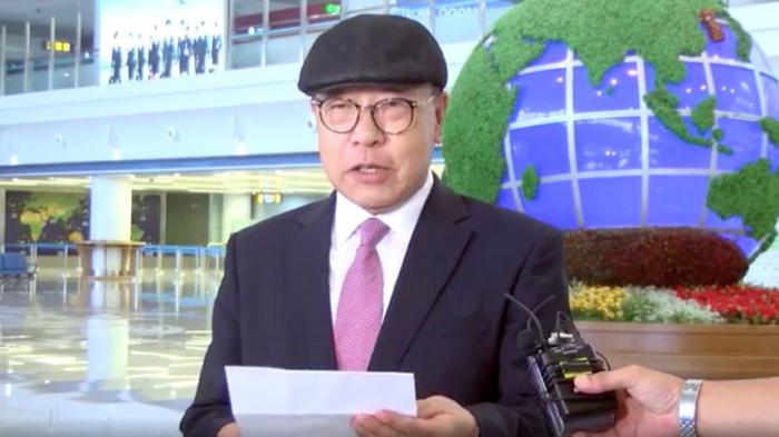 Sohn von südkoreanischem Ex-Minister läuft in den Norden über