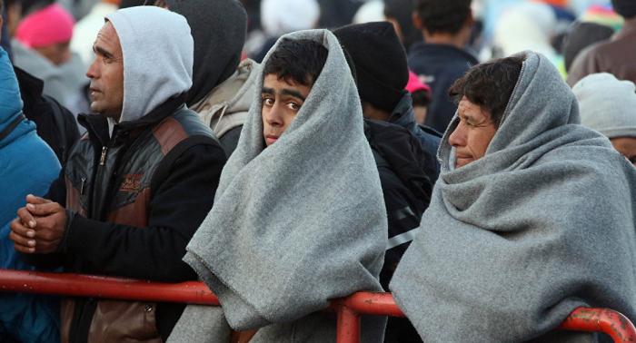 Türkei hält mehr als 700 Migranten vom Grenzübertritt in EU ab