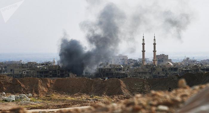 Syrien: Terroristen nehmen sechs Ortschaften in den Provinzen Hama und Latakia unter Beschuss