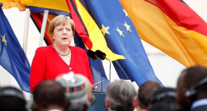 Merkel gegen US-Vorstoß: Lösung in Syrien nur im politischen Prozess