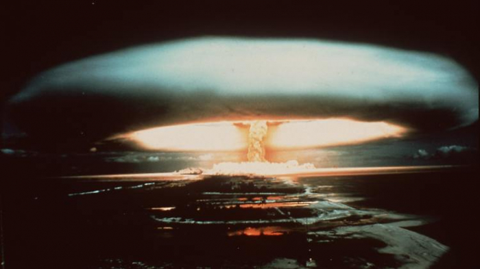 So baut man Atombomben