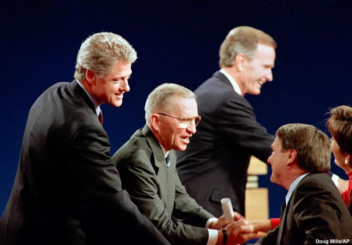 Fallece a los 89 años el multimillonario y excandidato presidencial estadounidense Ross Perot