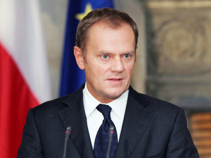 Donald Tusk: EU and Azerbaijan come closer to each other every year