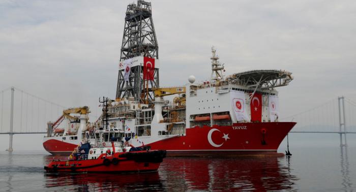 Athen und Washington appellieren an Ankara: Illegales Bohren in Gewässern Zyperns stoppen