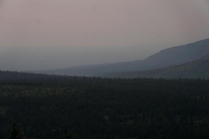 Air quality plummets as wildfire smoke hits Alaska
