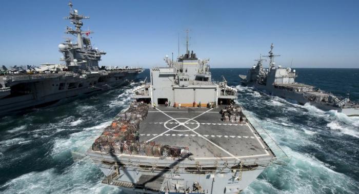 Wegen Iran: USA wollen Schiffe internationaler Koalition in die Golfregion schicken