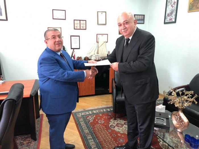 Georgia nombra un nuevo cónsul general para Azerbaiyán
