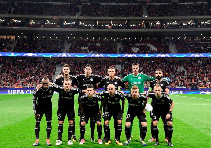 Hoy, el Qarabag FC comienza a luchar en la Liga de Campeones de la UEFA
