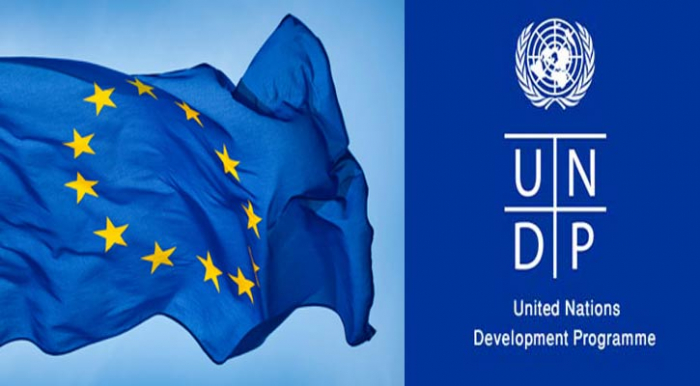 EU, UNDP open new industrial workshop at Vocational Education and Training School in Ganja