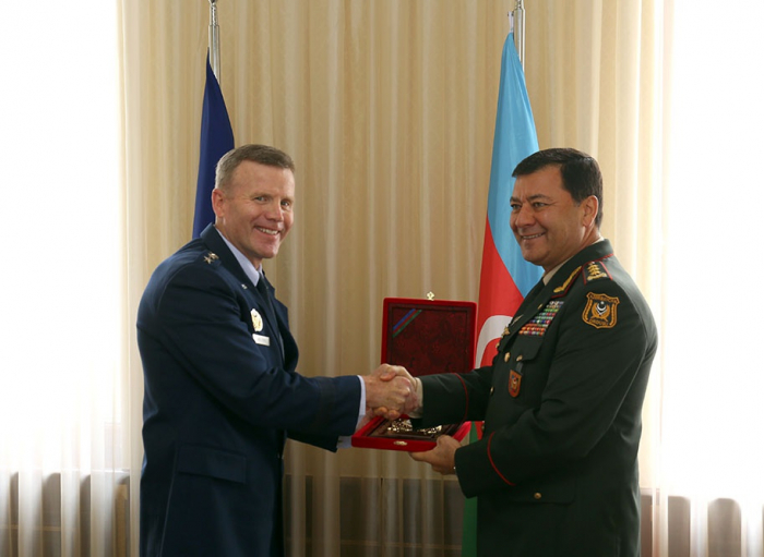 Azerbaijan is reliable partner of NATO, says Gen. Wolters -   VIDEO
