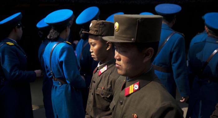 Zur Zerstörung von F-35: Nordkorea entwickelt Spezialwaffen