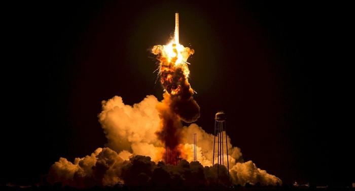 Fracasa la misión de un cohete propulsor Vega con satélite emiratí
