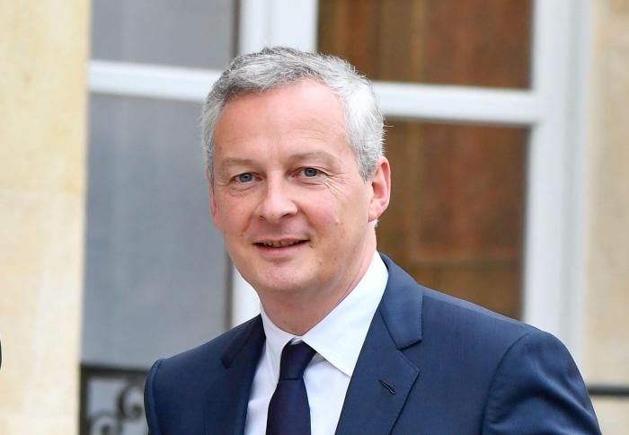 Französischer Minister für Wirtschaft und Finanzen besucht Aserbaidschan