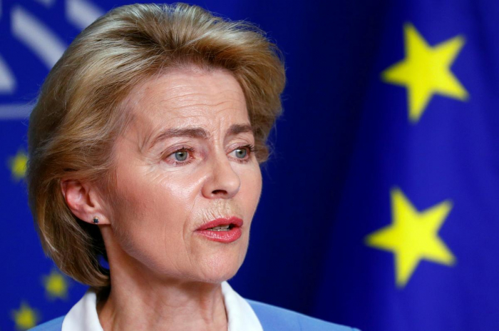 EU Parliament to vote on von der Leyen on July 16: spokesman