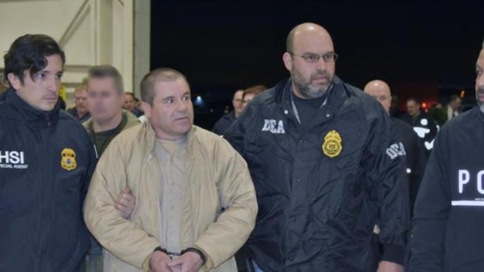 La Fiscalía de EE.UU. pide cadena perpetua para «El Chapo» Guzmán