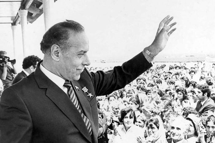 L'ère d'Heydar Aliyev de l'histoire de l'Azerbaïdjan : 50 ans plus longs que des siècles
