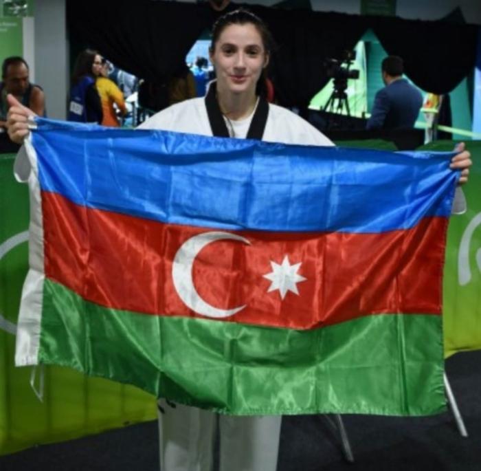 Aserbaidschans Taekwondo-Kämpferin gewinnt Bronze bei Sommer-Universiade in Neapel