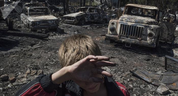 Für Betroffene im Donbass-Konflikt: Deutschland stellt über 750.000 Euro bereit