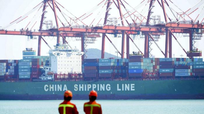 Chinas Exporte im Halbjahr um sechs Prozent gestiegen