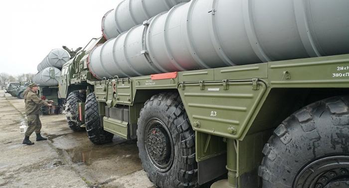 Erste russische S-400-Raketensysteme in Türkei eingetroffen