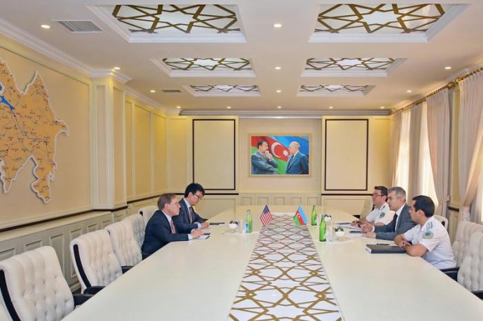 Azerbaijan, US mull prospects for developing co-op in migration field